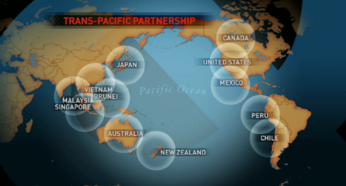 Obama's Coup D'état of The United States With The Trans-Pacific Partnership Trade Agreement