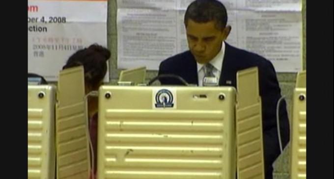Obama Pushes For Mandatory Voting