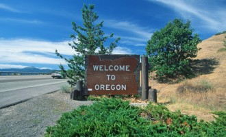 Oregon Becomes First State To Implement Per-Mile Road Tax