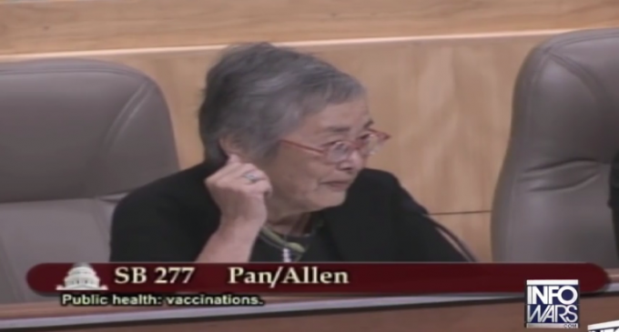 California Is A Breath Away From Forced Vaccinations