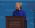 Clinton: That Police Are Intentionally Killing Black Men is 'Unmistakable and Undeniable'