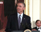 Obama Takes A Shot A Christians At White House Easter Breakfast