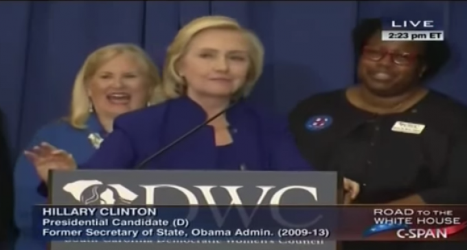 Behold: Hillary's Fake Southern Accent Returns In All Its Grandeur For The Campaign Trail