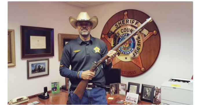 Milwaukee Sheriff: Obama is Creating 'War On Police' and Racial Tensions For Federal Takeover Of Local Police