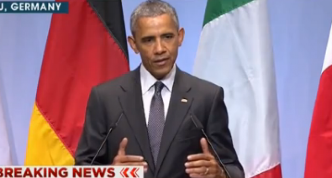 Obama Reveals His Master Plan To Handle ISIS